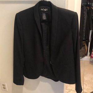 *FINAL SALE* 424 Fifth Classic Black Blazer